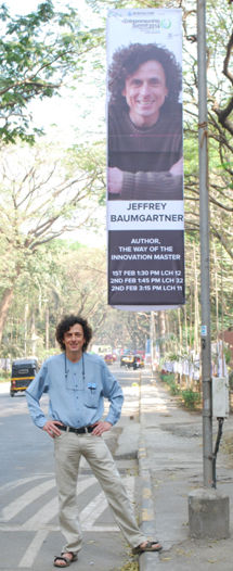 Jeffrey Baumgartner in Mumbai
