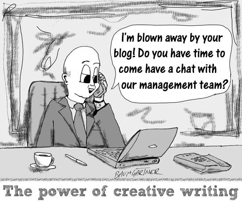 creative writing article