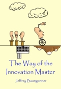 Book cover: The Way of the Innovation Master