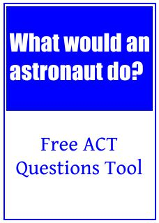 Link to free ACT questions - an innovative meeting tool