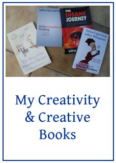Link to my creativity and creative books