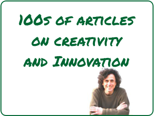 Link to 100s of articles on creativity and innovation