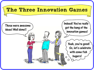 Link to storygraphic: Three Innovation Games