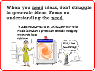 Link to storygraphic: When you need ideas...