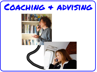 link to information about my coaching and advising services