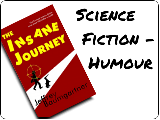 Link to The Insane Journey - a science fiction, humour novel